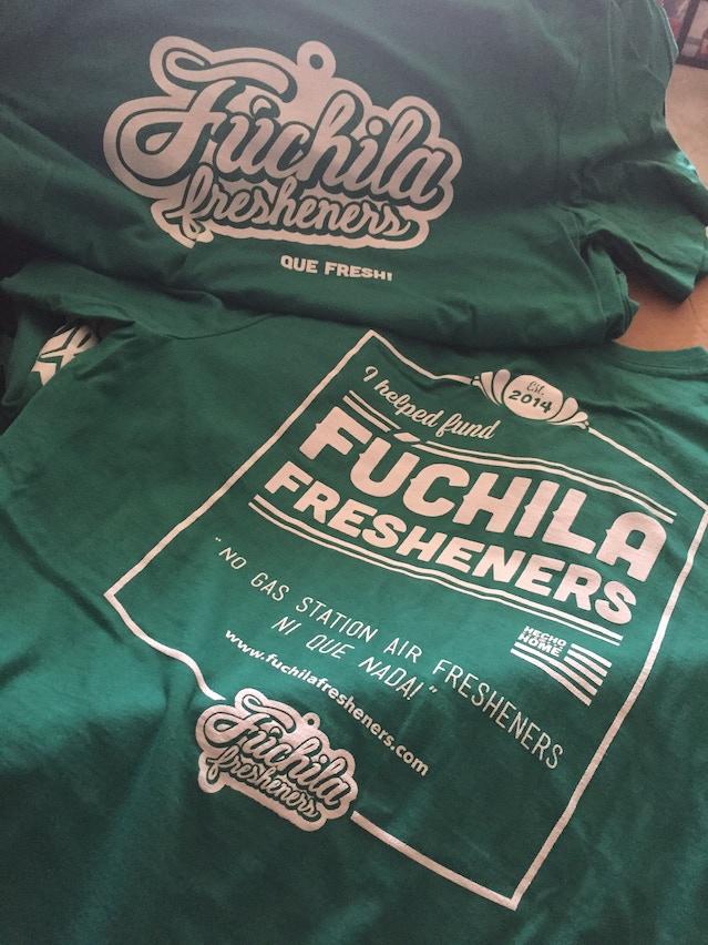 0025003f90244 Fúchila Fresheners. Que Fresh! by Ruben Dario Villa — Kickstarter