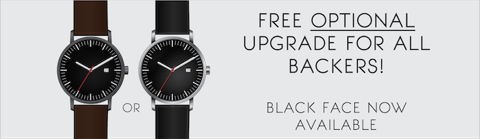 Free upgrade for all new and existing backers!