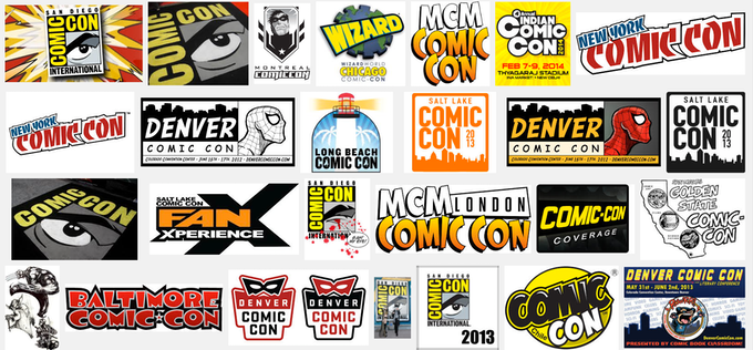 Some of the funds will be used to get a vendor booth at ComicCon