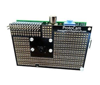 The original ProtoCam for the Model A and B Raspberry Pi