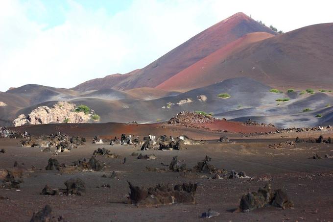 Ascension Island's incredible volcanic landscape
