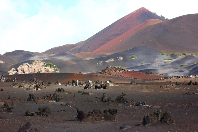 Ascension Island's incredible volcanic landscape