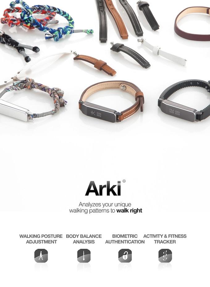 935899baf3991 Arki  Your Walking Coach by ZIKTO — Kickstarter