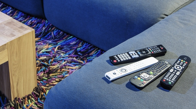 Do we really need yet another remote for every device we buy?