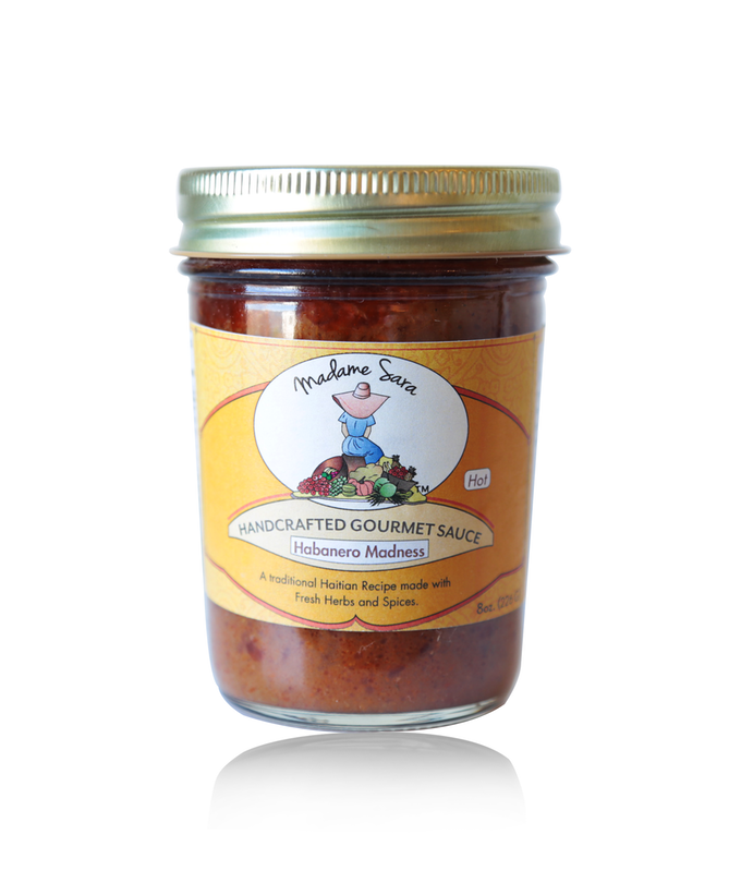 Habanero-madness Gourmet Sauce
