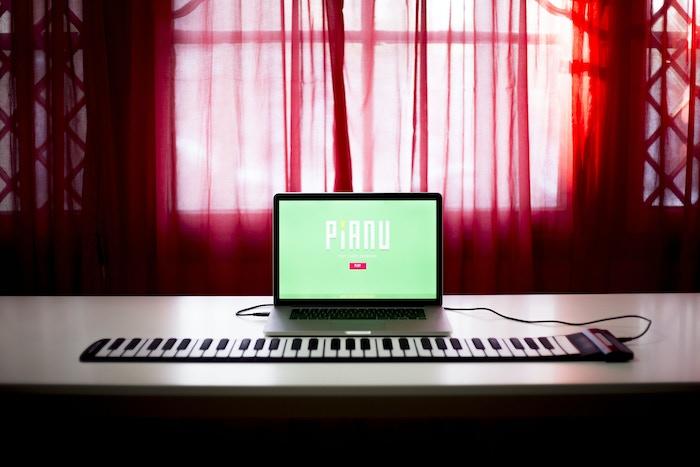 Pianu: легкий способ научиться играть на клавишных