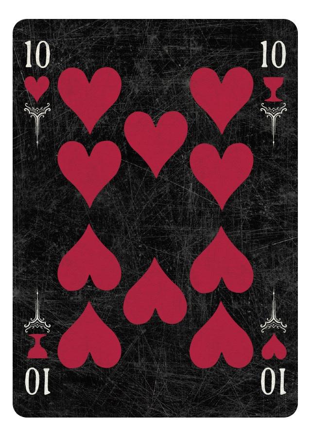 10 of Hearts/Cups dark