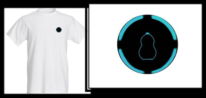 The NeoGourd T-shirt