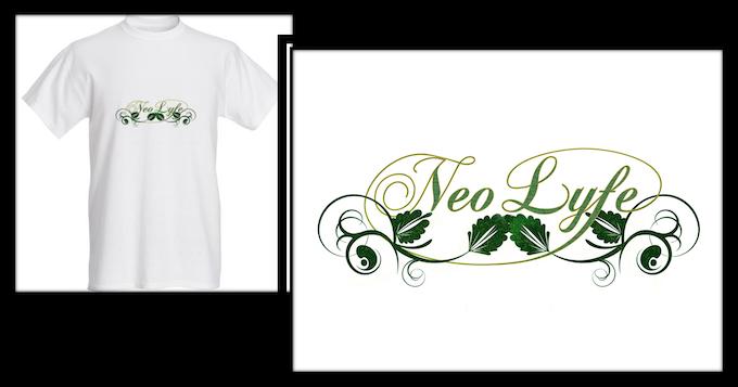 NeoLyfe's T-shirt