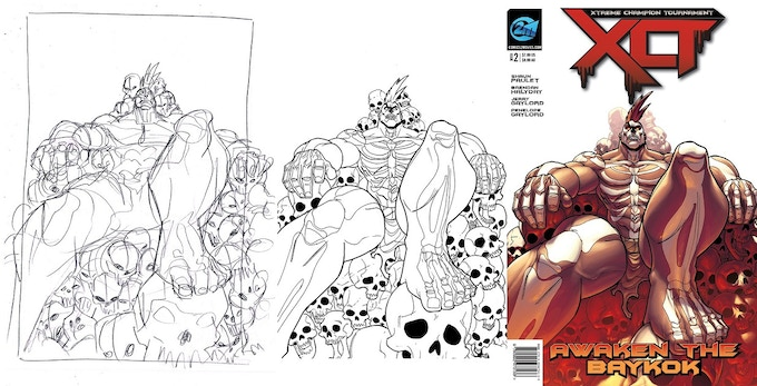 XCT Issue #2 Standard Cover