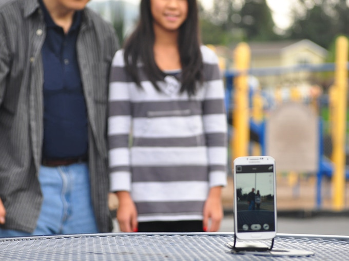 It's better than a selfie stick! Use for selfies, time lapse, long exposure, slow motion, panoramic photos, and more.