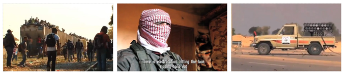 "Images from GlobalPost's Peabody Award-winning video series ""On Location."""