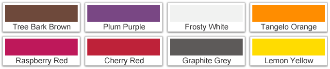 Colors up for vote... the two most popular colors will be available to all who've backed color vote option