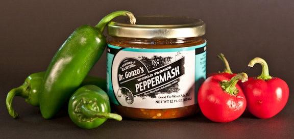 """""""World Famous"""" Peppermash"""