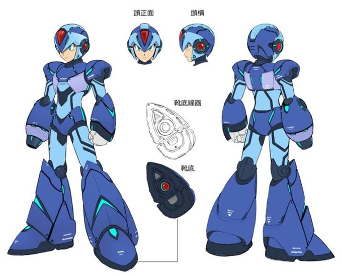 truforce collectibles mega man x action figure by truforce