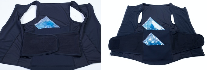 Revive Tank - Dual Interior Pockets