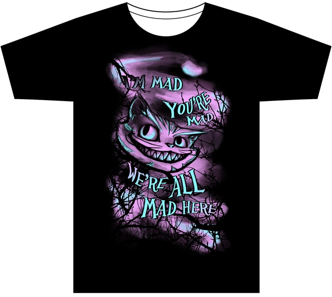 Cheshire Cat - Front