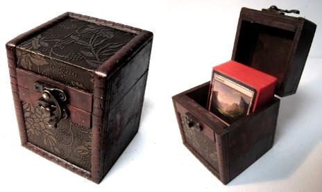Deck Box - S01 (Internal dimensions: 9.5 cm x 7cm x 6.5cm)