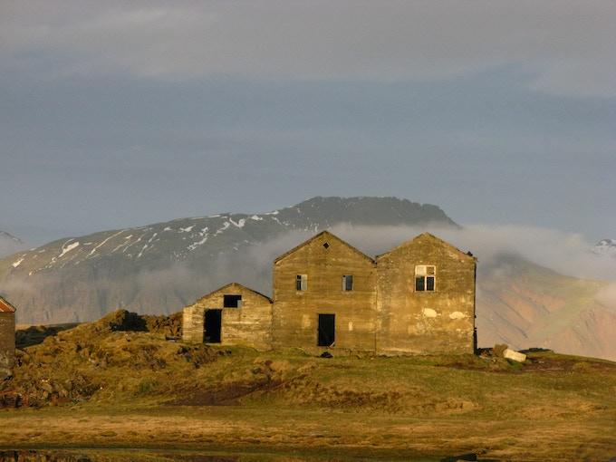 home away.. northeast coast, Iceland 2012