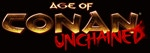 Age of Conan Logo for copyright music of the trailer