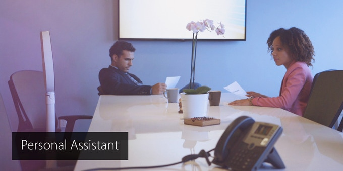 Featured App Personal Assistant