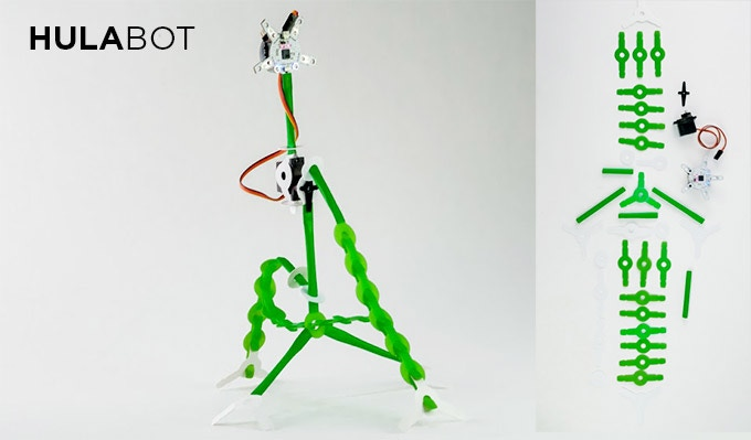 Build your own dancing robot!