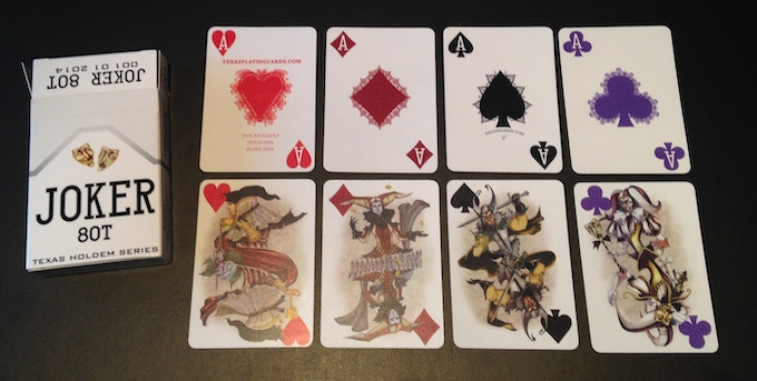 Aces and Jokers