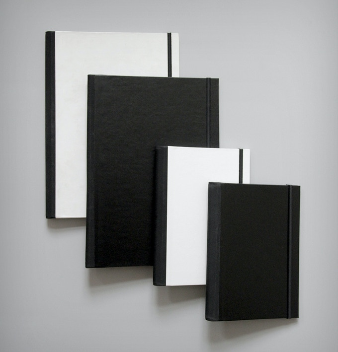 Black and white Betabooks and Betabook Pros