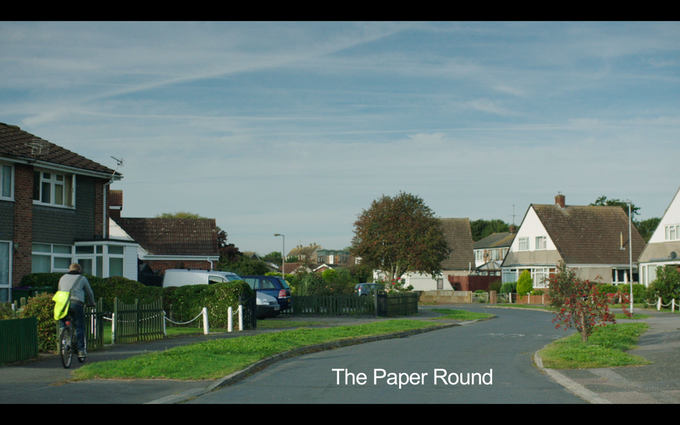 The Paper Round