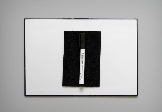 Black Betabook inner surface