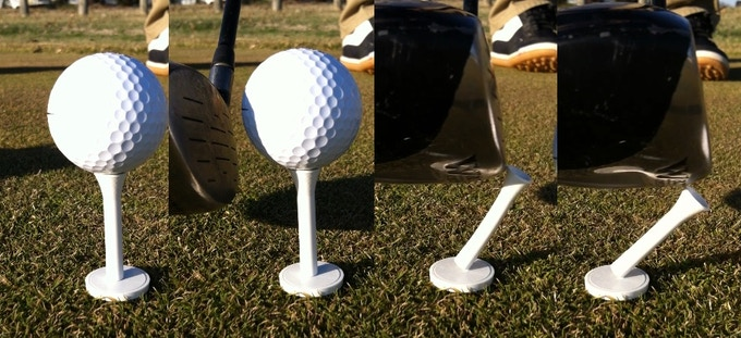 Worlds Best Golf Tee!