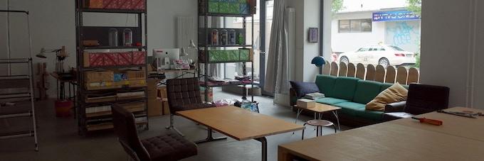 The eBoy Studio in Berlin