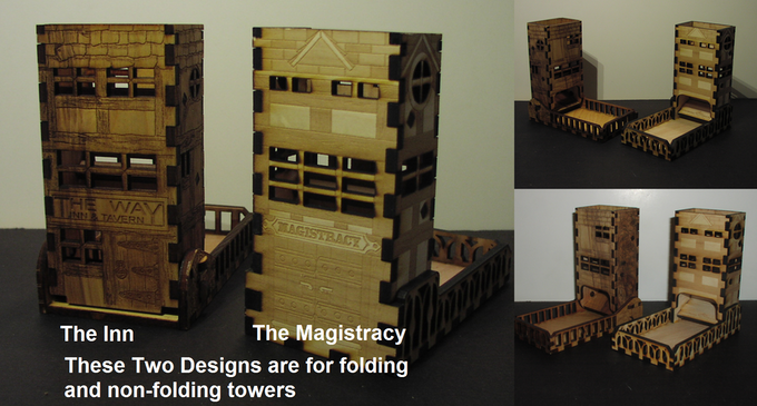 Fantasy Building/Towers