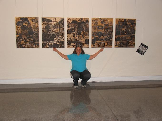 Exhibit in Las Vegas USA