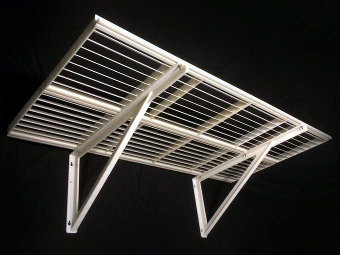 Assembled Sun Petal Kit of Parts