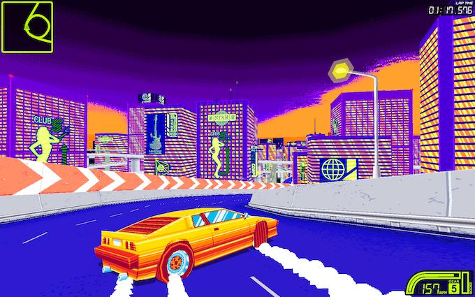 Drift Stage By Super Systems Softworks Kickstarter
