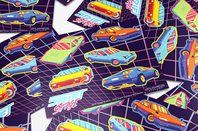 Drift Stage by Super Systems Softworks — Kickstarter