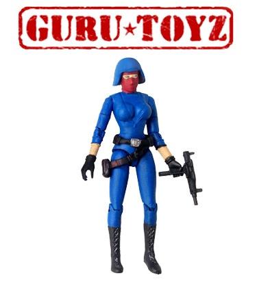 PREORDER Guru Toyz SpyLounge Sub5 Trooper Action Figure (mip)