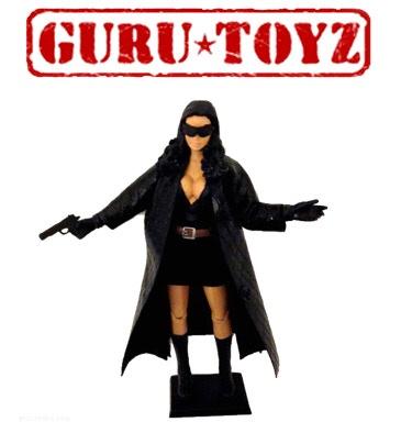 PREORDER Guru Toyz SpyLounge Sub5 Agent Annika 3.0 Action Figure (mip)