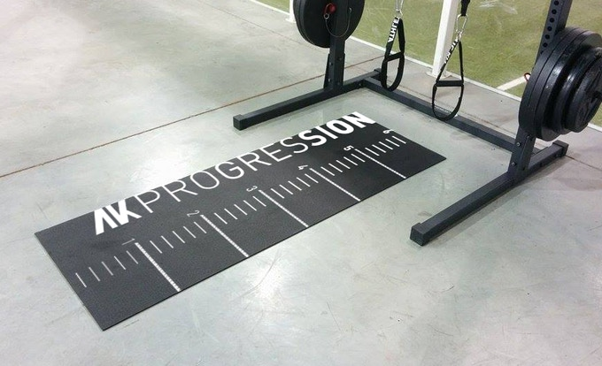 Track your progression when working out or flip it to use it for yoga. it's that usefull!