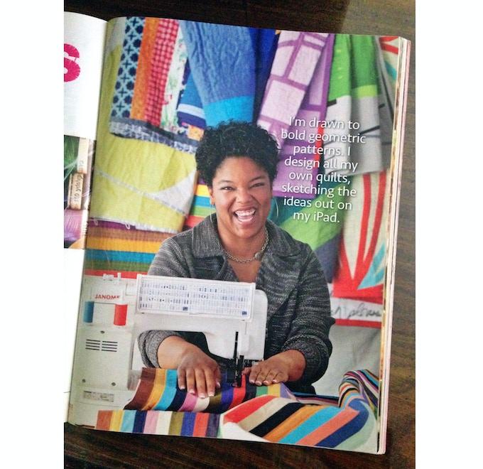 Ladies Home Journal, July 2012