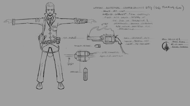 Elysian Shadows Next-Gen 2D RPG for Dreamcast & Steam