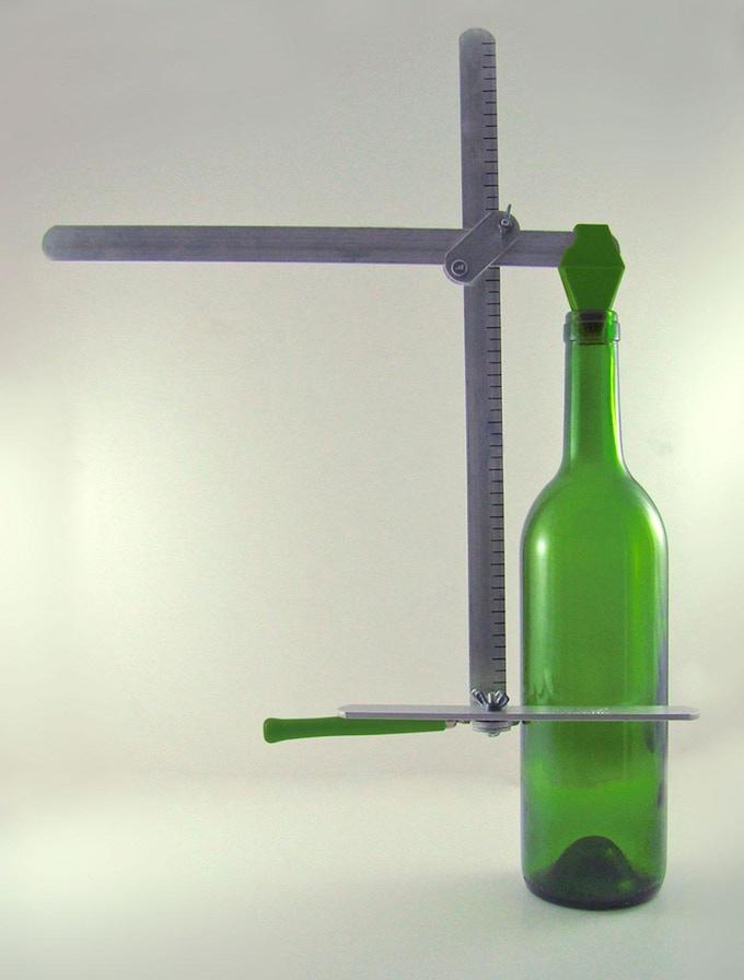 The G2 Bottle Cutter from Diamond Tech