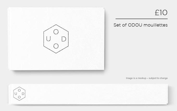 £10 – set of ODOU Mouillettes