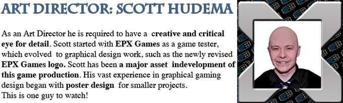 Scott Hudema: Art Director Profile