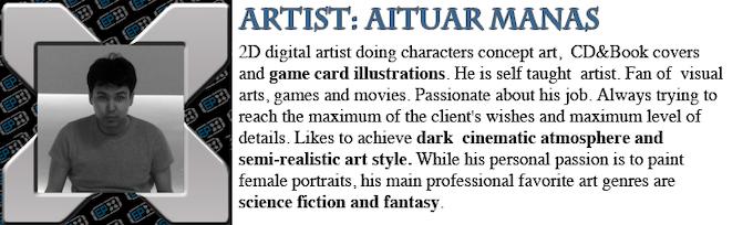 Aituar Manas: Artist Profile