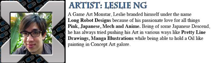 Leslie Ng: Artist Profile