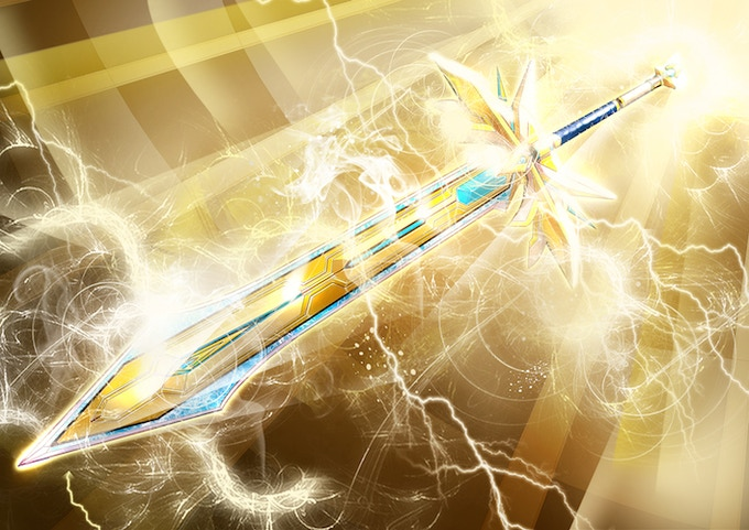 156: Ultimate Sword Card Artwork