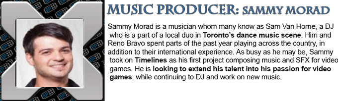 Music Producer: Sammy Morad
