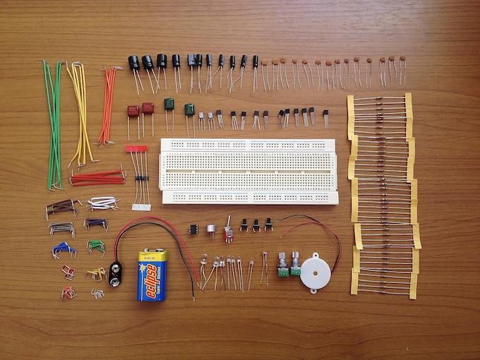 The Pirates Electronics Kit